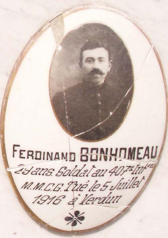 BONHOMEAU Ferdinand