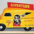 Bedford Van 1-43 Corgi Adventure A-3