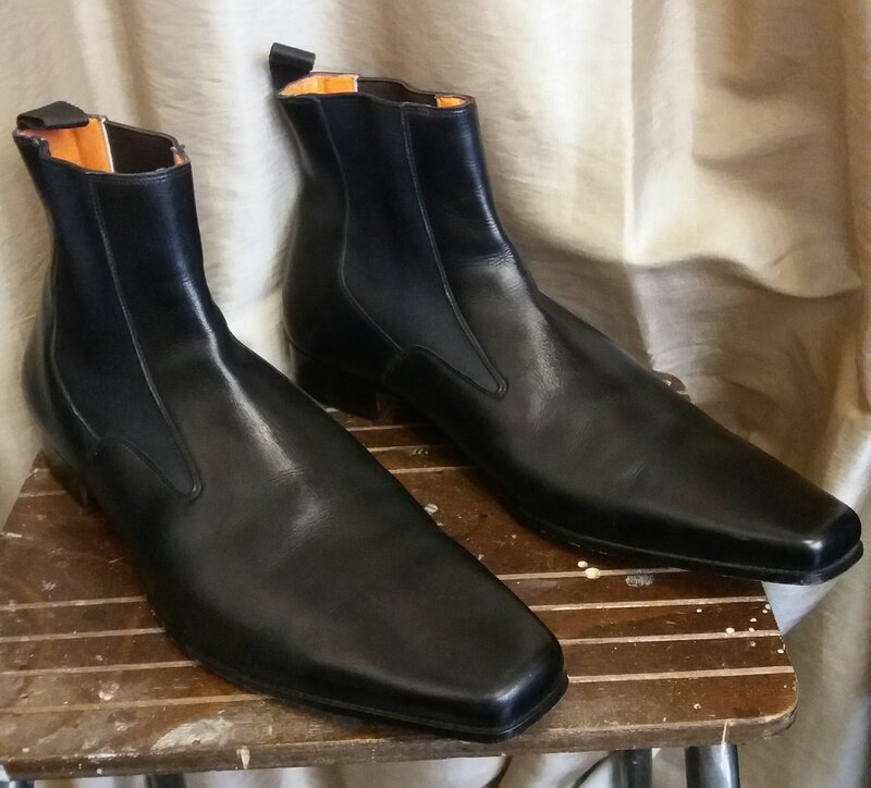 Bottines J.B. Rautureau