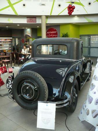 PEUGEOT 201 coupé 1931 Aire d'Ecot (2)