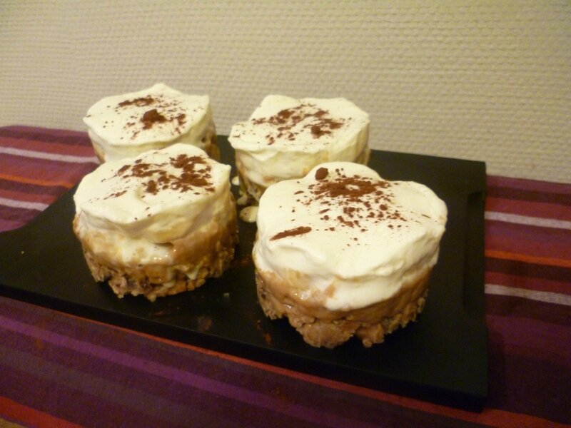 123 Cuisinez - Banoffee Pie