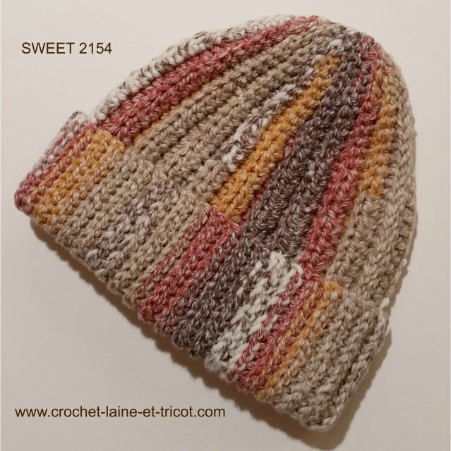 bonnet sweet 2154
