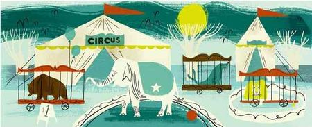 circus_animal_Dan_Bob_Thompson