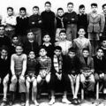 Classes du lycée mangin en 1950-51