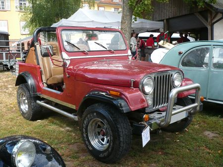 JEEP CJ-7 1983 Neuwiller (1)