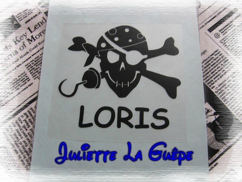 pirate loris