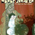 Les bd avec chat(s) de fantasia #5 : niumao