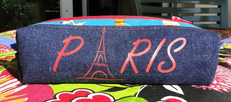 Trousse Eole face Paris