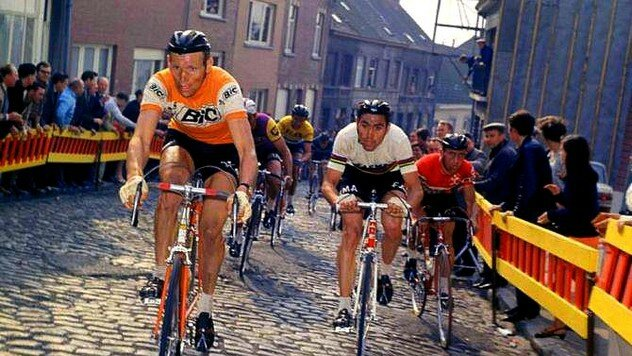 10) Ward Sels Tour des Flandres 1968