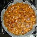 Clafoutis de carottes au cumin