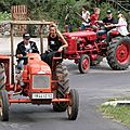 CORNUS - Rando tracteurs 2011 - RENAULT