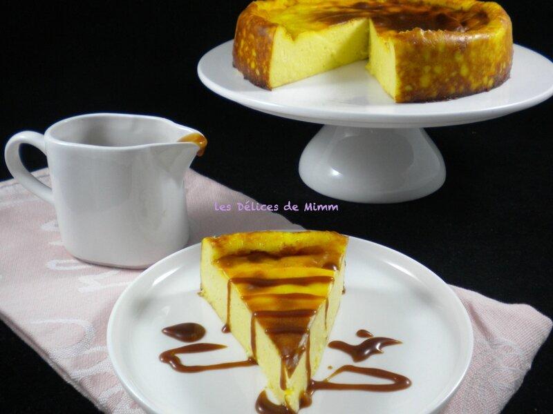 Flan parisien au coulis de Café Ardennais 2