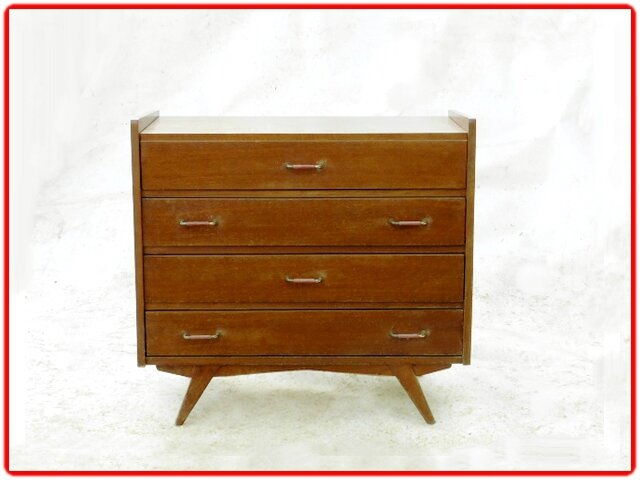 commode coiffeuse vintage (16)