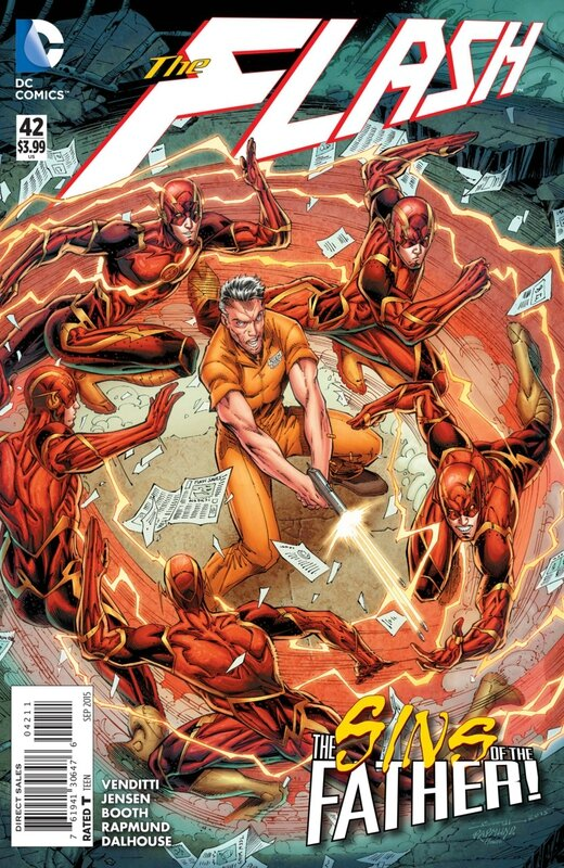new 52 flash 42
