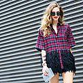 Streetstyle fashion week 2015