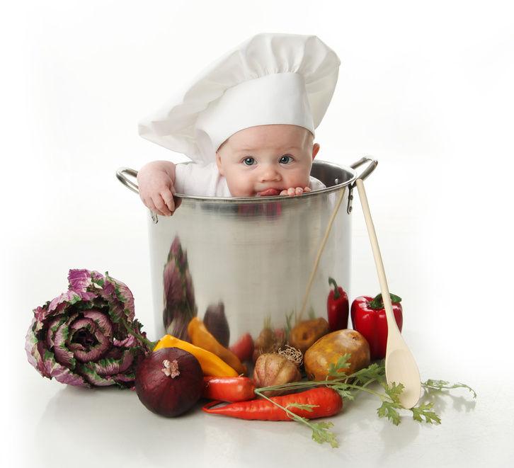 Cuisine avec des enfants
