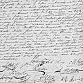 Buttié Joseph Charles et Javotte Rivière_Mariage 26.4.1831
