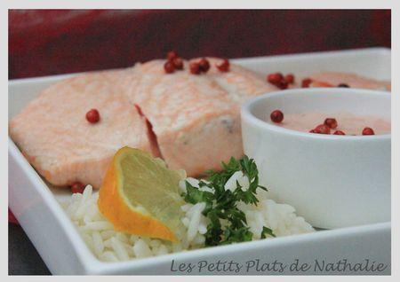 saumon sauce crevette2