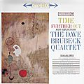 Dave Brubeck Quartet - 1961 - Time Further Out (Columbia)