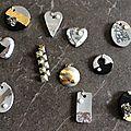 Bijoux en beton