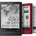 Reader store : sony ferme ses bibliothèques virtuelles à l'étranger