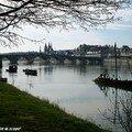 Le Pont Jacques Ange Gabriel à Blois