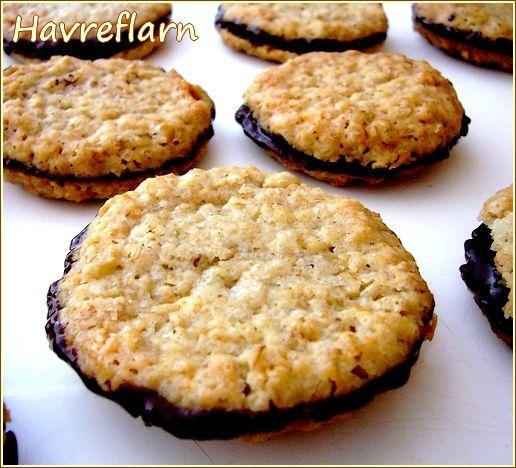 biscui,ts suédois avec titre