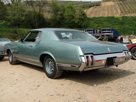 OLDSMOBILE Cutlass Supreme Holiday Hardtop Coupe 1970 Bourse Echanges de Soultzmatt 2010 2