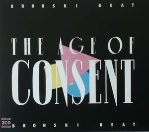 Bronski Beat the age of consent deluxe
