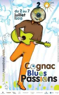 Charly & the Wagabonds distillent leur rock dans l'Air du festival Cognac Blues Passions!