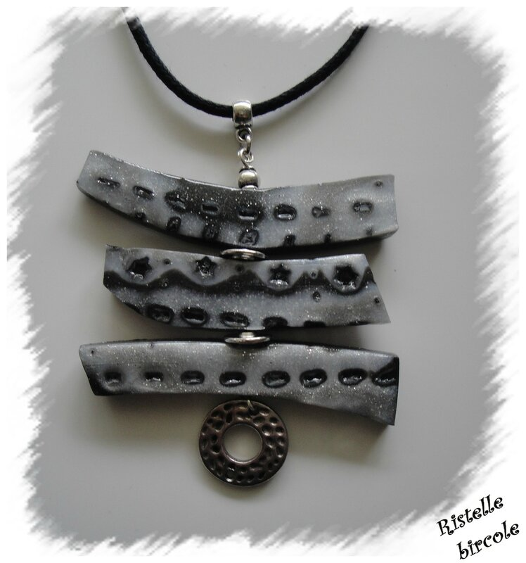 collier Picarello gris 1