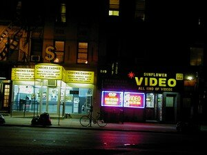 144_Manhattan___East_Village_by_night