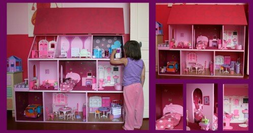etape 1 la recherche d 39 informations maison pour barbie. Black Bedroom Furniture Sets. Home Design Ideas