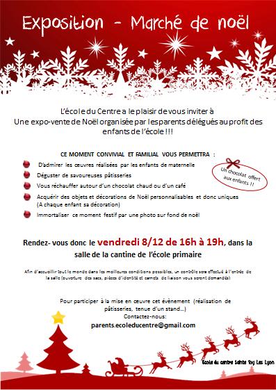 Evènement Noël 2017