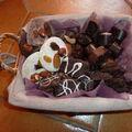 Chocolats : les étapes à suivre.
