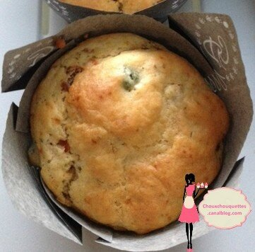 MUFFINS TOMATES SECHEES BOURSIN CAPRES1