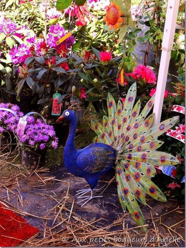 D co de jardin originale aux petits bonheurs d arielle for Deco originale jardin