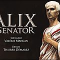 Le teaser d'Alix senator