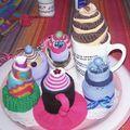 pincushions cupcakes