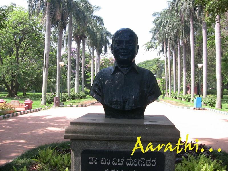 Dr. M. H. Marigowda , Father of Indian Horticulture.