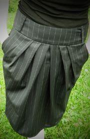 jupe plis little market t38 detail devant bolg