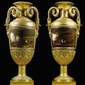 Sotheby's sells a magnificent pair of russian imperial porcelain vases for an extraordinary sum
