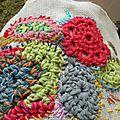 Créatrice de sacs brodés à la main ; crochet modèles uniques cherche boutique de créateurs .