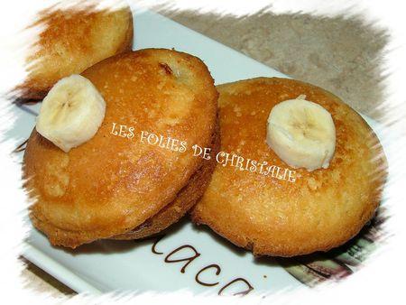 Muffins rhum banane 8