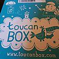 Toucanbox: kit de noël en édition limitée + un kit gratuit pour vous