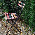 chaise marimerveille fermob bohème N°2