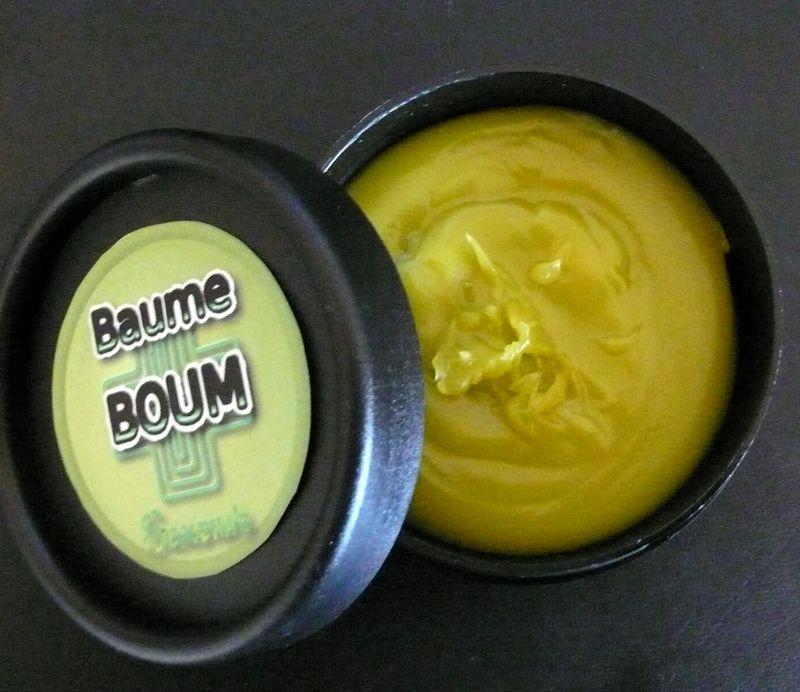 Baume boum
