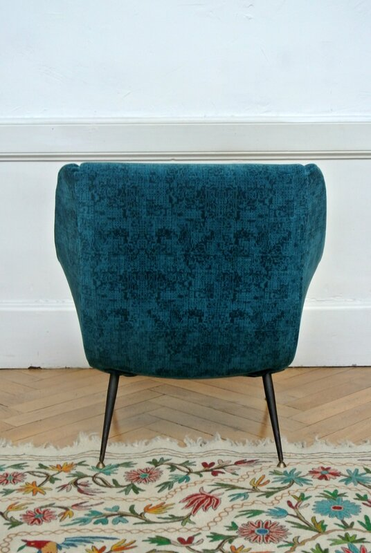 fauteuil italien 1950 (8)