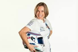 WILLIAMS RACE DAY BRAZIL CLAIRE WILLIAMS