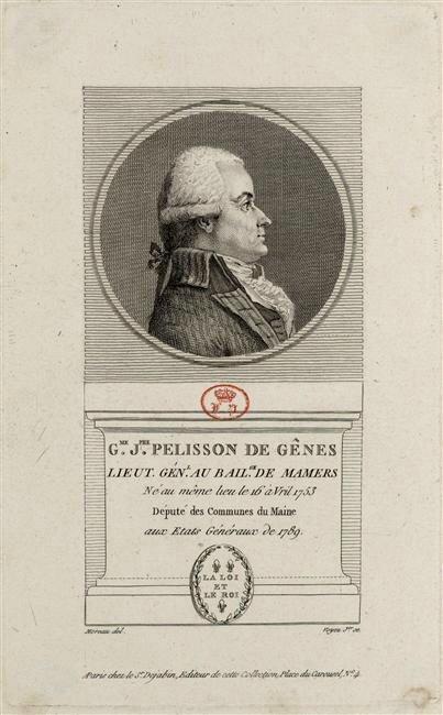 Le 11 août 1789 Mamers félicite l'assemblée nationale pour ses travaux.